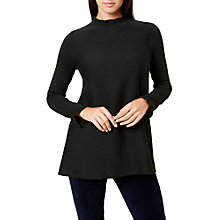 Buy Hobbs Adrianna Jumper, Forest Green Online at johnlewis.com