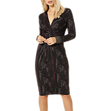Buy Damsel in a dress Stipple Print Dress, Multi Online at johnlewis.com
