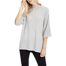 Buy Jaeger Slouchy Cashmere Tunic Jumper Online at johnlewis.com