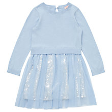 Buy Jigsaw Girls' Sequinned 2-in-1 Dress Online at johnlewis.com