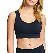 Buy Wacoal Beyond Naked Bra Top, Black Online at johnlewis.com
