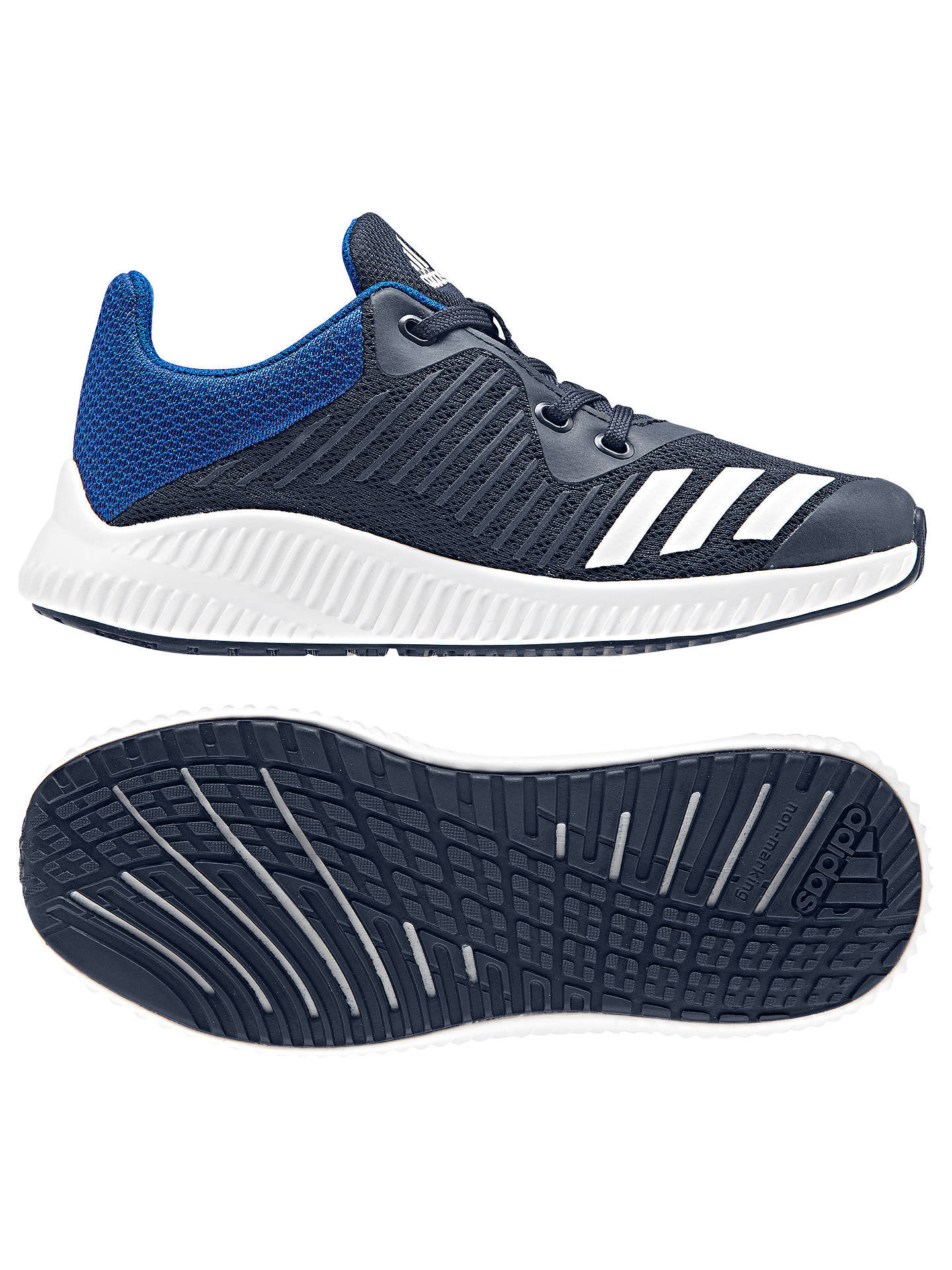 the latest 7c014 4934d adidas Junior Fortarun K Trainers, Blue