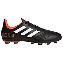 Buy Adidas Children's Predator Tango 18.4 Football Boots Online at johnlewis.com