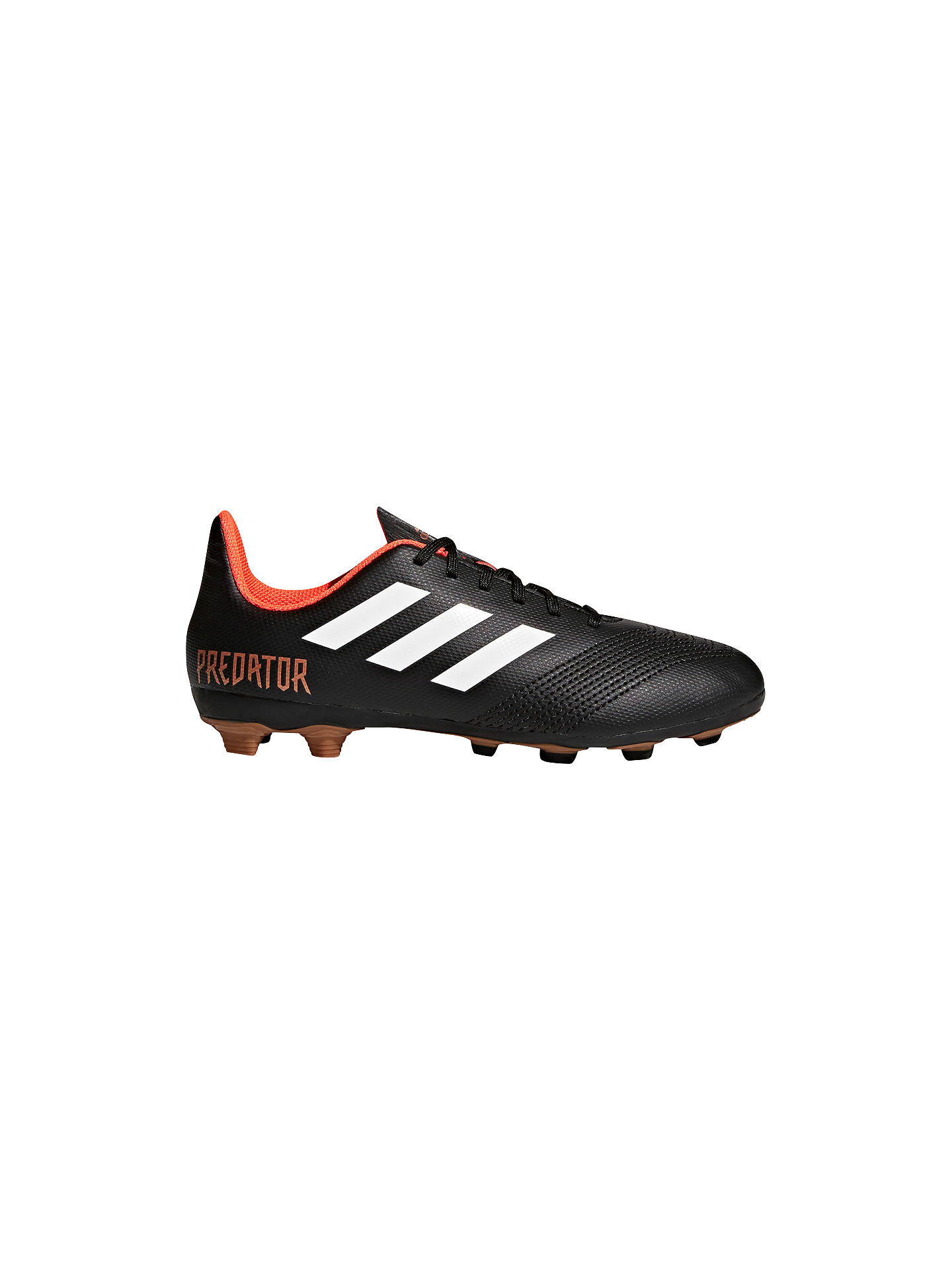 aba4cbed5b8 adidas Children s Predator Tango 18.4 Football Boots at John Lewis ...