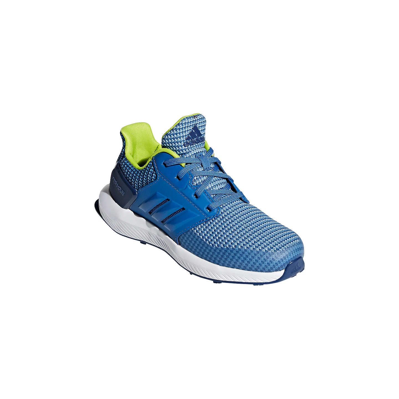 Adidas Junior rapidarun K formadores Azul en John Lewis
