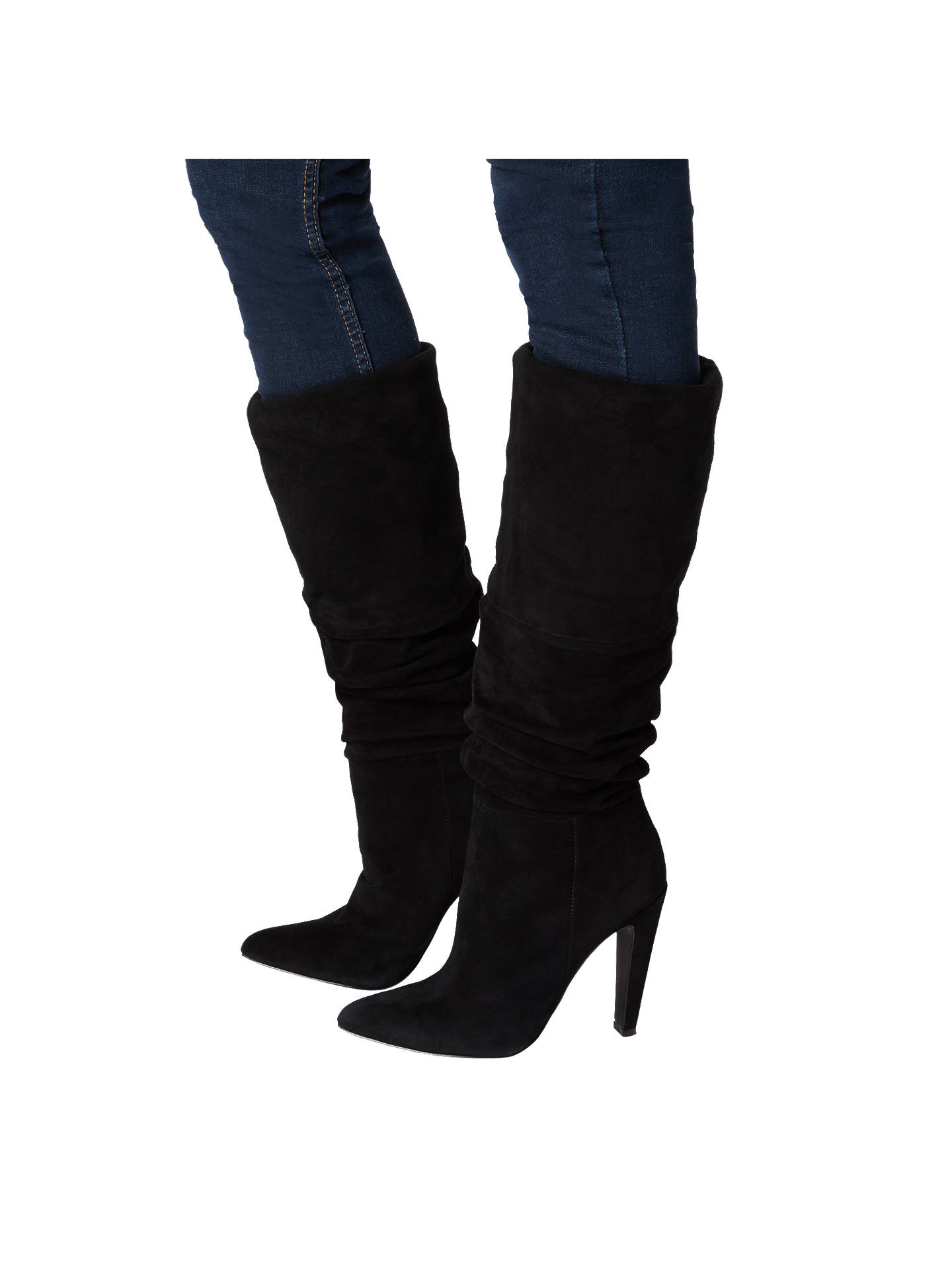 851d13478c86 ... Buy Steve Madden Carrie Ruched Knee High Boots
