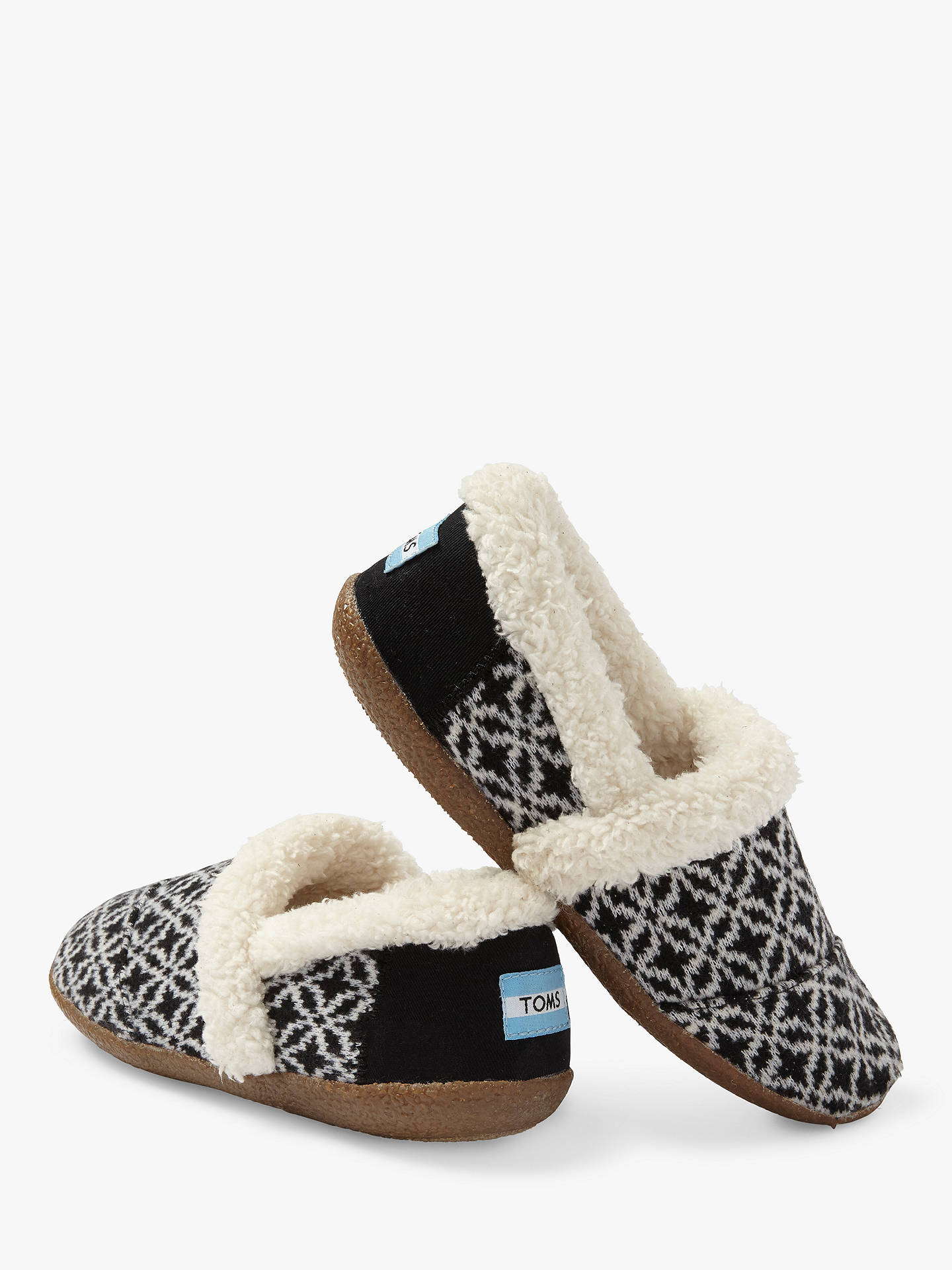 85ddda0d976 ... Buy TOMS Fair Isle Slippers