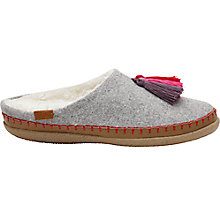 Buy TOMS Drizzle Slippers, Grey Online at johnlewis.com