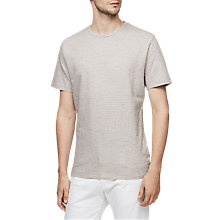 Buy Reiss James T-Shirt, Grey Online at johnlewis.com