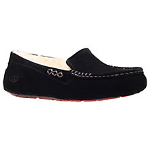 Buy UGG Ansley Moccasin Sheepskin Slippers Online at johnlewis.com