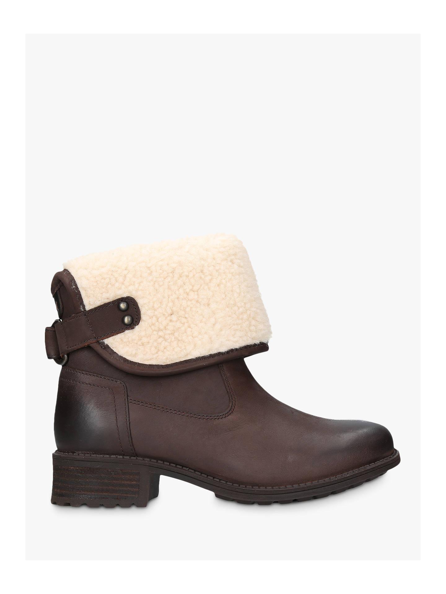 8e4852a5393 UGG Aldon Foldover Boots at John Lewis & Partners