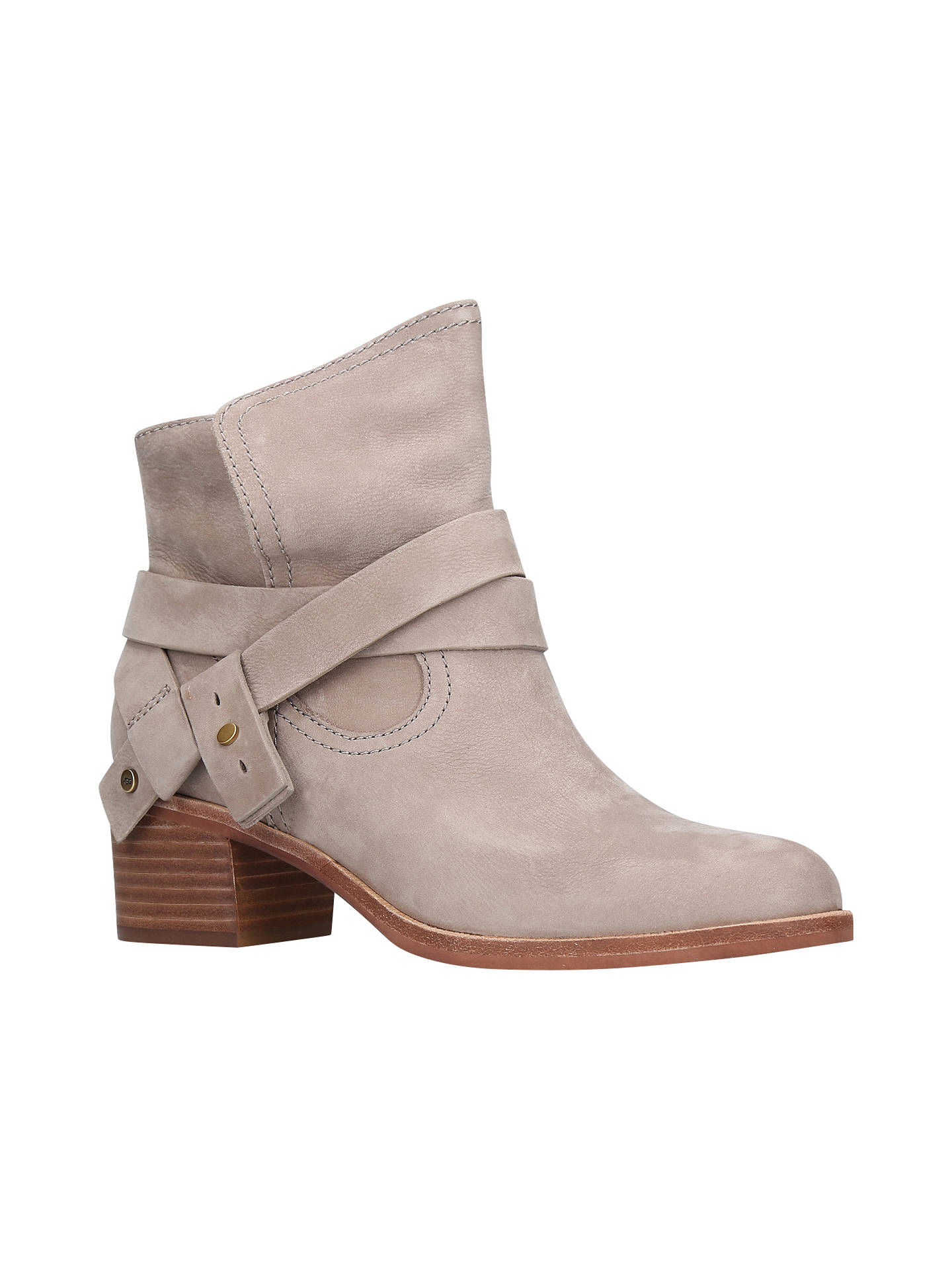 17b652e6741219 Buy UGG Elora Nubuck Ankle Boots, Taupe, 6 Online at johnlewis.com ...