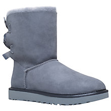 Buy UGG Bailey Bow Short Boots Online at johnlewis.com