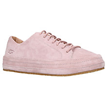 Buy UGG Blake Lace Up Sheepskin Trainers Online at johnlewis.com