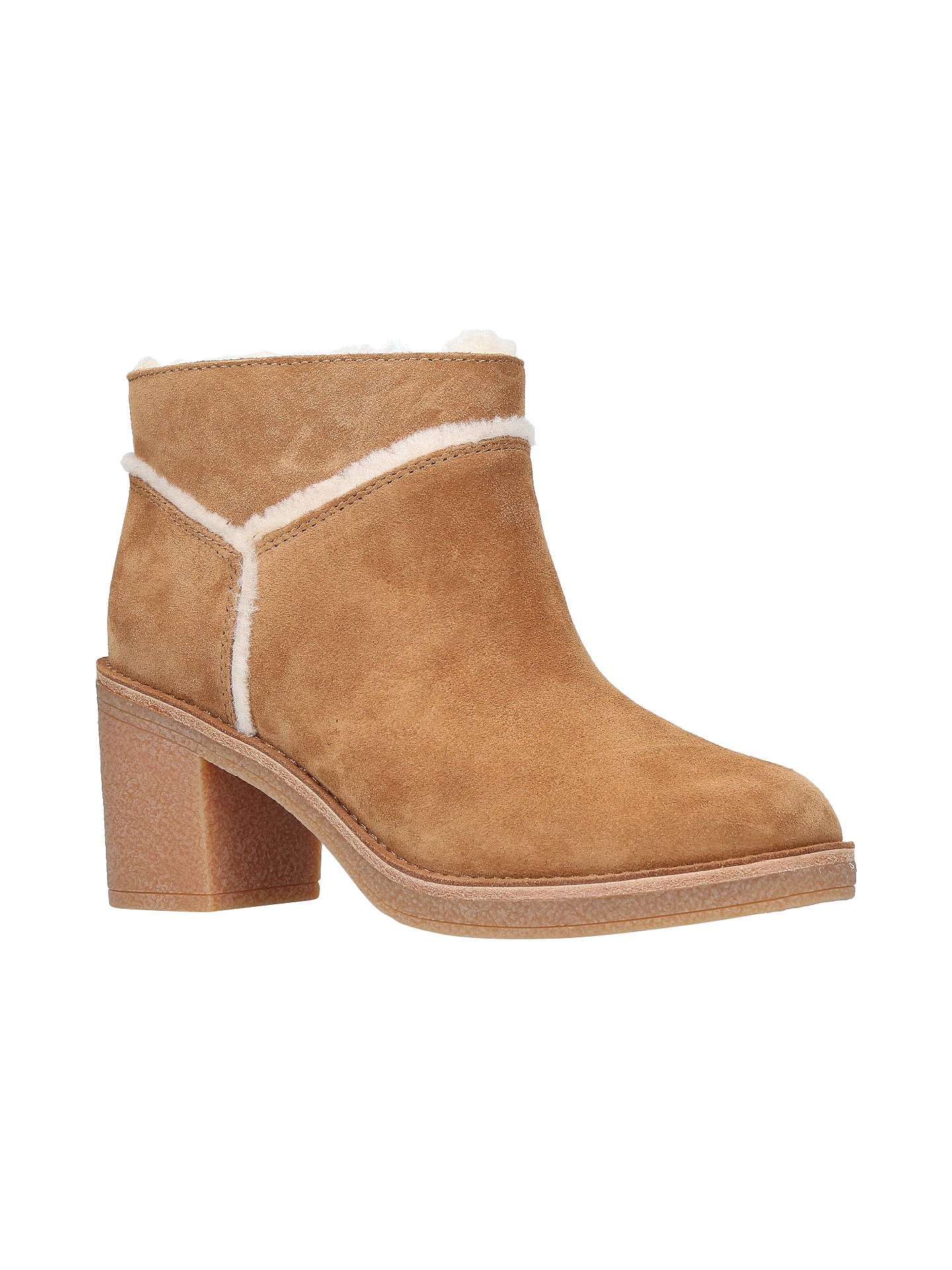 f9ce2ce409 UGG Kasen Ankle Boots at John Lewis   Partners