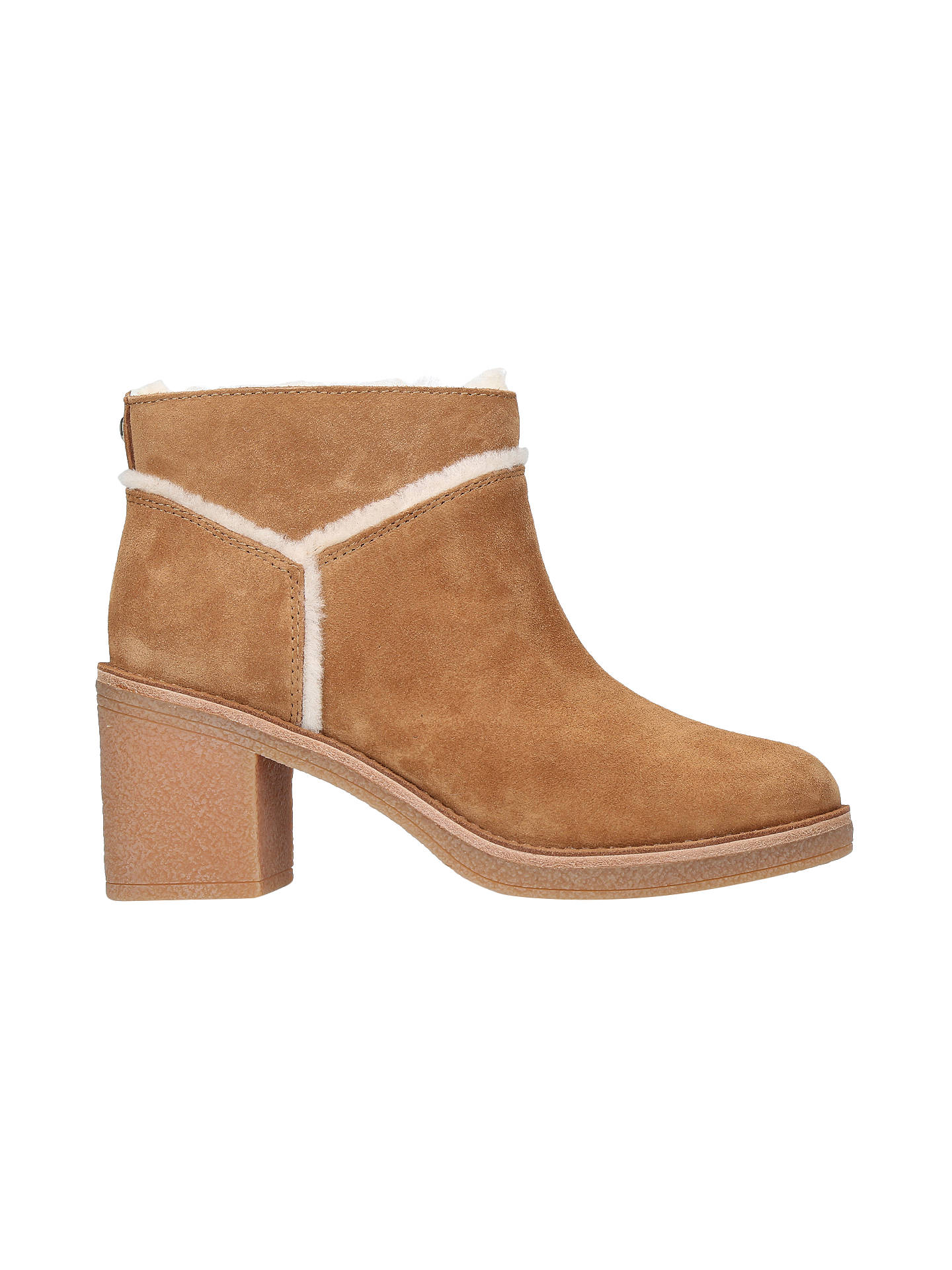 cf88b94827b UGG Kasen Ankle Boots at John Lewis & Partners