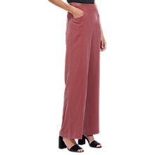 Buy Whistles Corinna Velvet Trousers Online at johnlewis.com