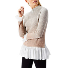 Buy Coast Riley Ombre Knit Top, Multi Online at johnlewis.com