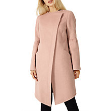 Buy Damsel in a dress Edenbridge Wool Coat, Dusty Pink Online at johnlewis.com