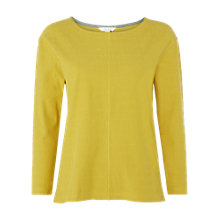 Buy White Stuff Nettle Textured Jersey Top Online at johnlewis.com