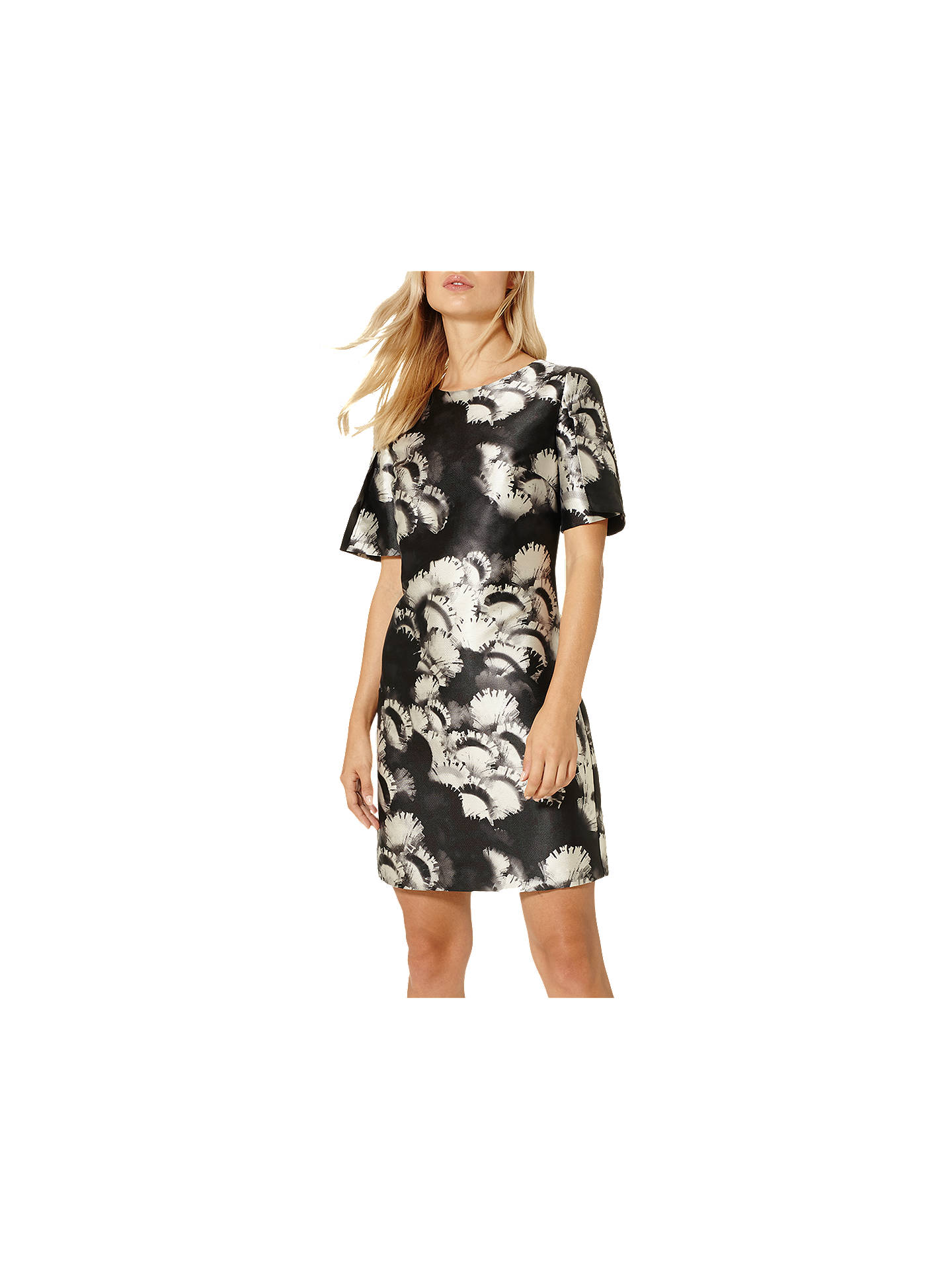 21bc1aeffef Buy Damsel in a Dress Cuckoo Print Tunic Dress, Navy/Neutral, 8 Online ...