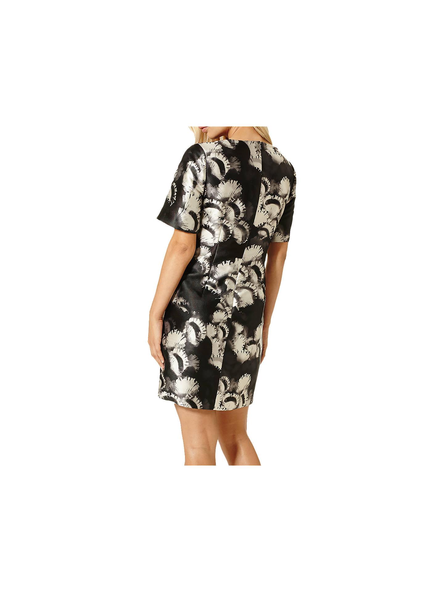 3b096900d0d ... Buy Damsel in a Dress Cuckoo Print Tunic Dress, Navy/Neutral, 8 Online  ...