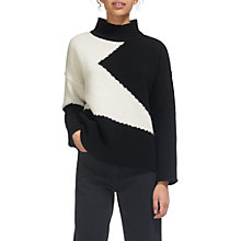 Buy Whistles Star Intarsia Jumper Online at johnlewis.com