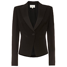 Buy Damsel in a dress Tux Jacket, Black Online at johnlewis.com