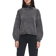 Buy Whistles Chenille Funnel Neck Jumper Online at johnlewis.com