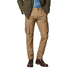 Buy Selected Homme Jimmi Cargo Trousers Online at johnlewis.com