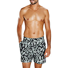 "Buy Speedo Dream Vintage Foliage Print 16"" Watershorts Online at johnlewis.com"