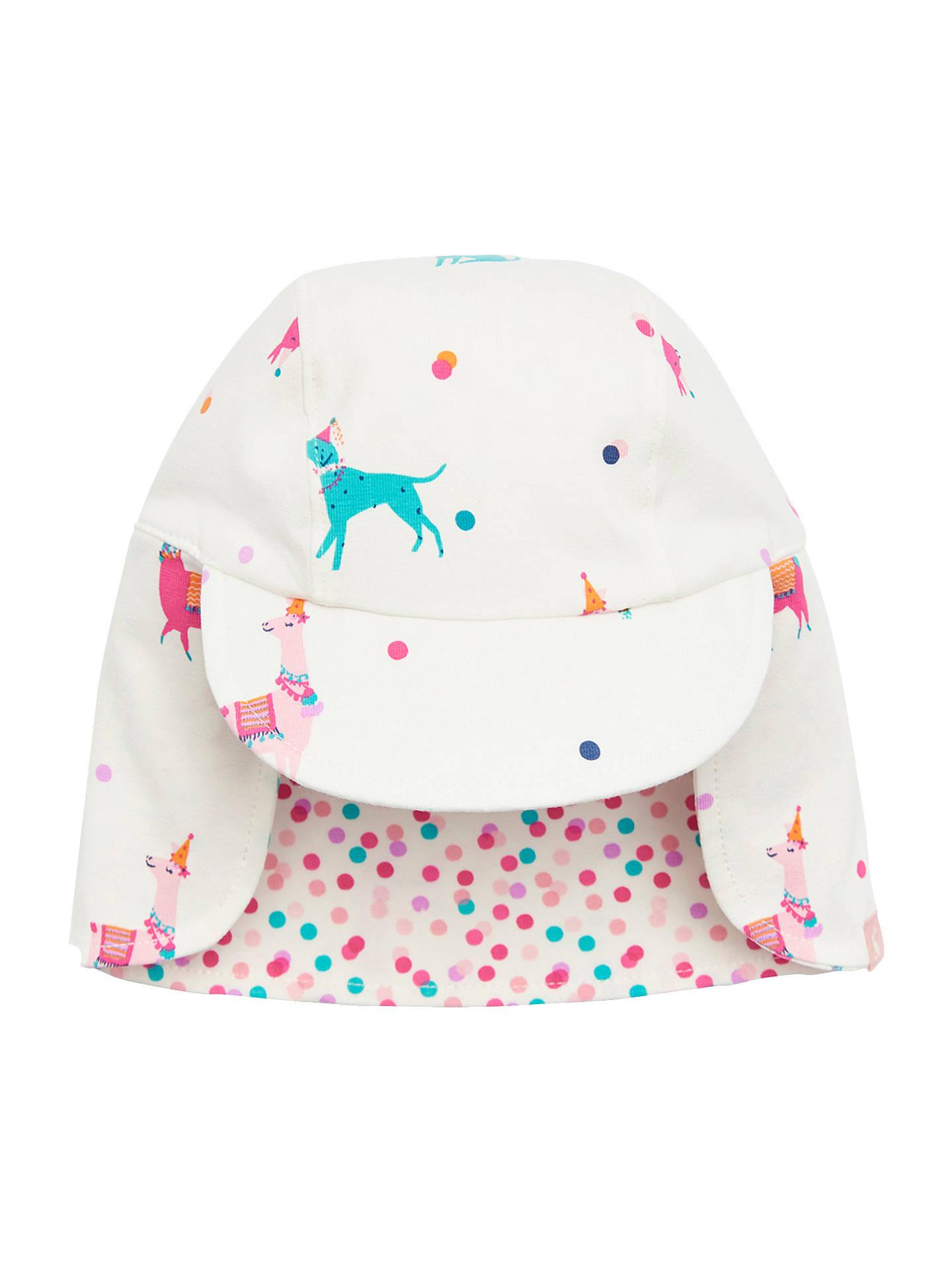 Baby Joule Reversible Festival Friends Legionnaires Hat