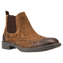 Buy Geox Kapsian Chelsea Boots Online at johnlewis.com