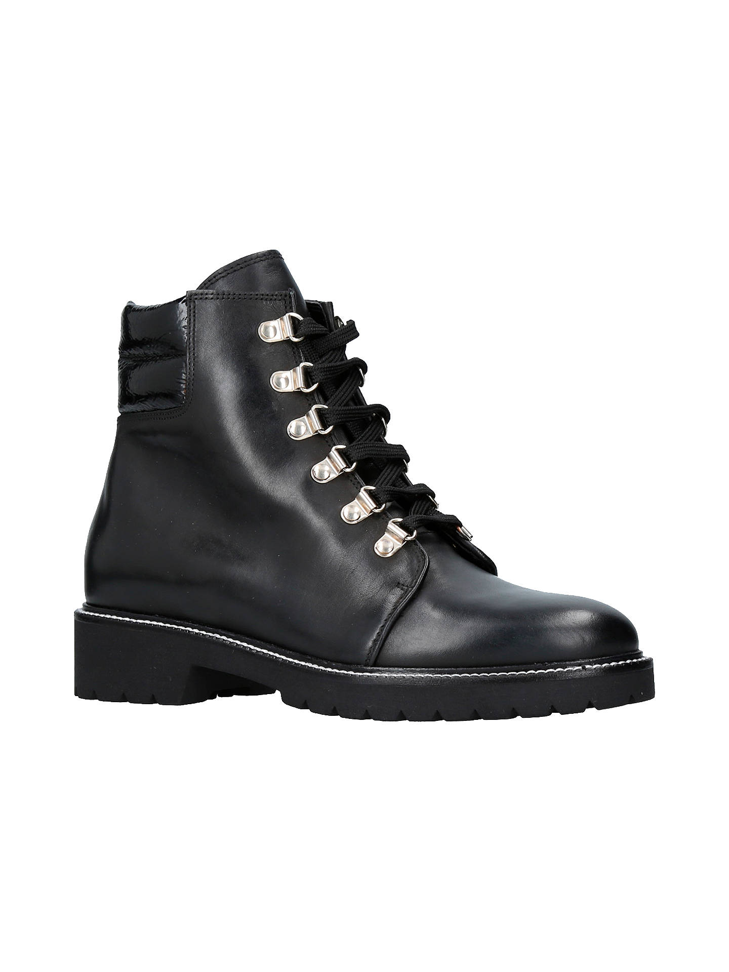 54f4af7cf9e Carvela Stroll Lace Up Ankle Boots at John Lewis   Partners