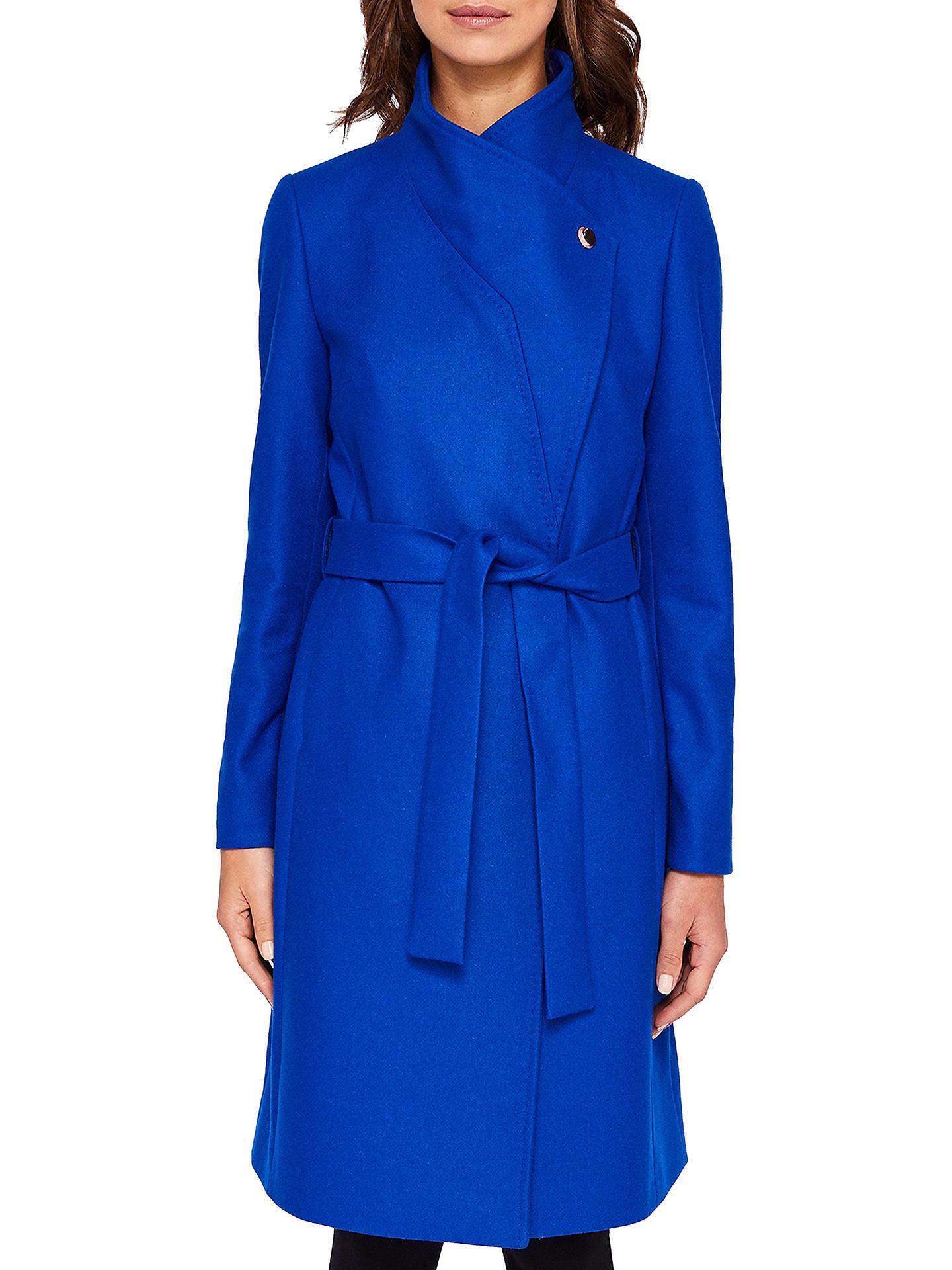1d50ea698 Buy Ted Baker Samiye Long Wrap Trench Coat