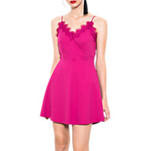 Buy Wild Pony Sleeveless Mini Dress, Fuchsia Online at johnlewis.com
