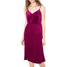 Buy Wild Pony Sleeveless Dress, Fuchsia Online at johnlewis.com