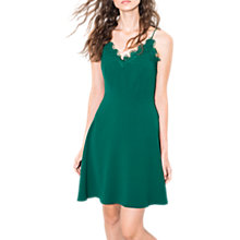 Buy Wild Pony Sleeveless Dress, Green Online at johnlewis.com