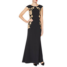 Buy Gina Bacconi Florence Embroidered Maxi Dress Online at johnlewis.com