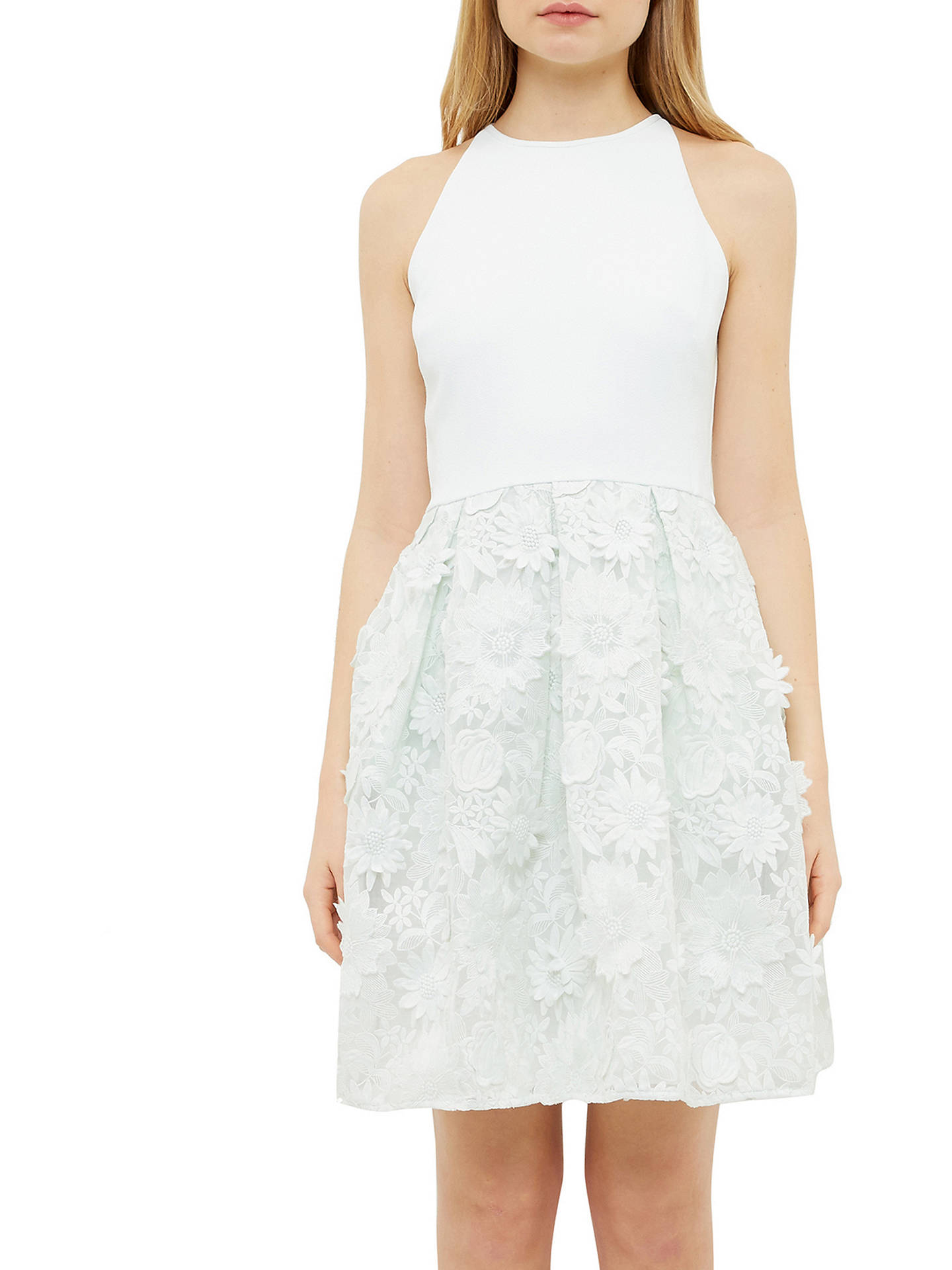 70b14a752bd93 Buy Ted Baker Lexana Floral Lace A-Line Dress