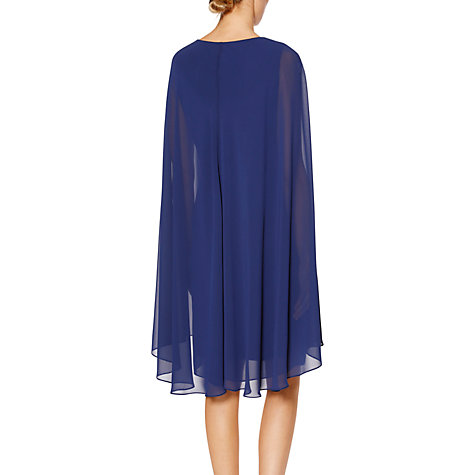 Buy Gina Bacconi Nora Cape Dress Online at johnlewis.com