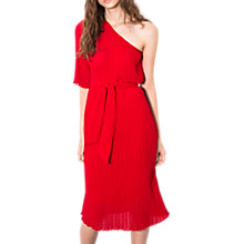 Buy Wild Pony Plain Dress, Red Online at johnlewis.com