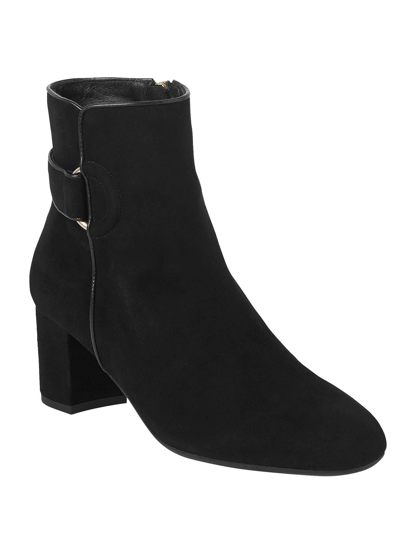 44568bd54bb L.K. Bennett Abi Block Heeled Ankle Boots at John Lewis   Partners