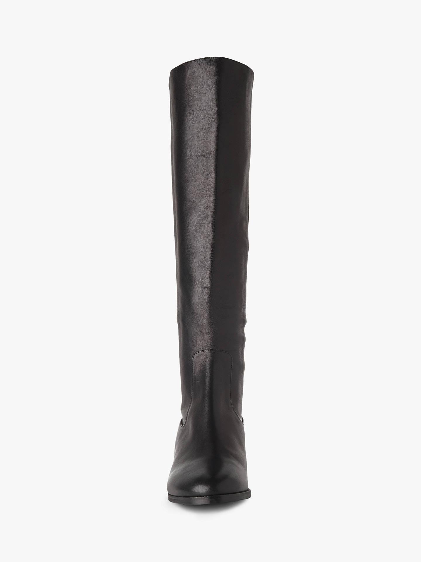 3874862ae99 L.K.Bennett Bella Knee High Sock Boots at John Lewis   Partners