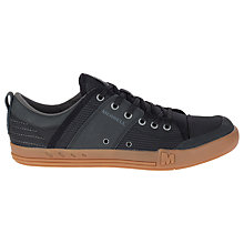 Buy Merrell Moab Rant Edge Men's Shoes, Black Online at johnlewis.com