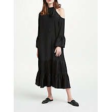 Buy Modern Rarity Eudon Choi Altman Dress, Black Online at johnlewis.com