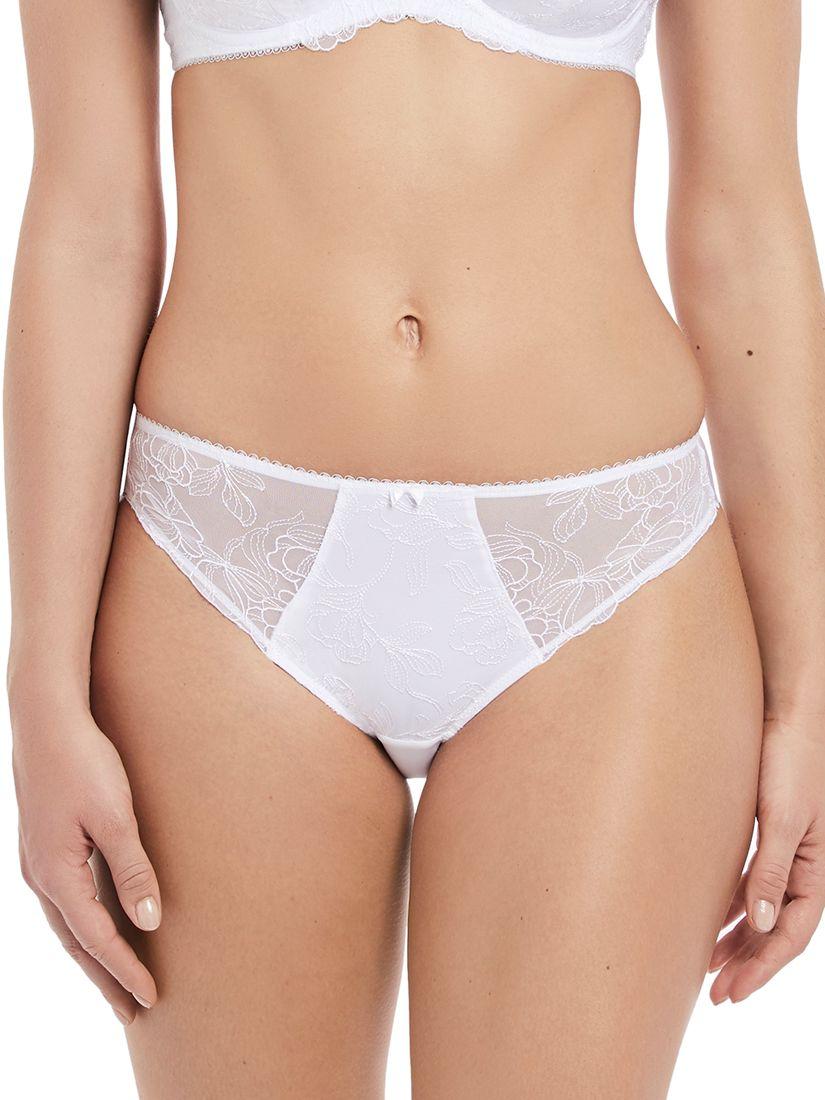 Fantasie Fantasie Estelle Bikini Briefs, White