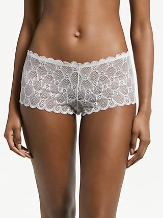 John Lewis & Partners Eleanor Lace Shorts
