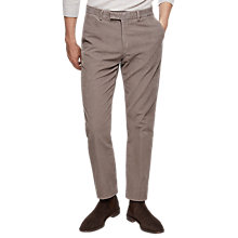 Buy Reiss Nevis Slim Fit Corduroy Trousers Online at johnlewis.com