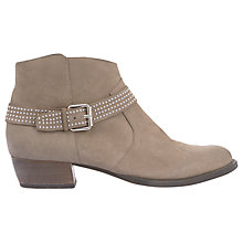 Buy Mint Velvet Kayte Buckle Ankle Boots Online at johnlewis.com